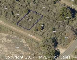 Account No. 000000027823, Lot 1135, Live Oak Section, Sherwood Shores, City of Granite Shoals, Burnet County, Texas