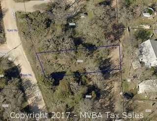 Account No. 000000039119, Lot 637, Section A, Sherwood Shores III, Burnet County, Texas