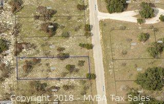 Account No. 000000020981 - Lot K1012, Plat K1.1, Horseshoe Bay South, City of Horseshoe Bay, Burnet County, Texas ::::: Suit No. 44765