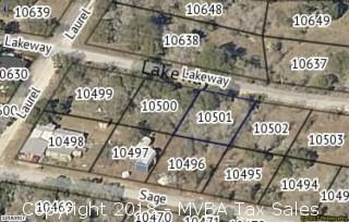 Account No. 000000010501 - Lot 416, Unit 2, Council Creek Village, Burnet County, Texas ::::: Suit No. 41,762 ::::: Approximate Property Address: Lakeway