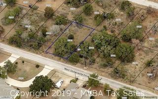 Account No. 17343 - Lot 217, Greencastle Section, Sherwood Shores, City of Granite Shoals, Burnet County, Texas ::::: Suit No. 44,371 ::::: Approximate Property Address: Stonecastle Drive