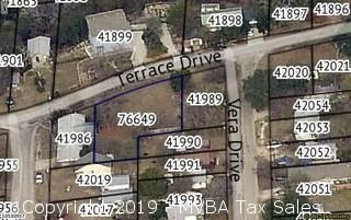Account No. 76649 - Lots 281 & 282, Spicewood Beach Subdivision, Burnet County, Texas ::::: Suit No. 45354