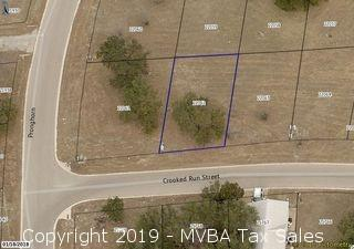 Account No. 22062 - Lot K7418, Plat K7.1, Horseshoe Bay South, City of Horseshoe Bay, Burnet County, Texas ::::: Suit No. 41,952 ::::: Approximate Property Address: Crooked Run