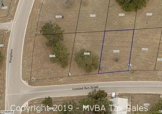 Account No. 22063 - Lot K7419, Plat K7.1, Horseshoe Bay South, City of Horseshoe Bay, Burnet County, Texas ::::: Suit No. 41,952 ::::: Approximate Property Address: Crooked Run