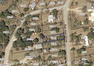 Account No. 12342 - Lot 30, Unit 4, Donall Estates (1/2 interest each party), Burnet County, Texas ::::: Suit No. 45358 :::::