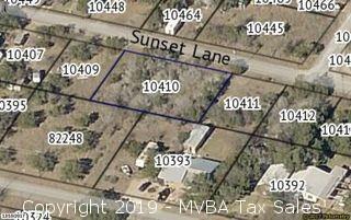 Account No. 10410 - Lots 224 & 225, Block 1 a/k/a Unit 1, Council Creek Village, Burnet, Texas ::::: Suit No. 48103 ::::: Approximate Property Address: Sunset Lane, Burnet, Texas