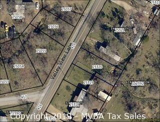 Account No. 25320 - Lot 599, Kingswood Section, Sherwood Shores #2, City of Granite Shoals, Burnet County, Texas ::::: Suit No. 47251 ::::: Approximate Property Address: Valley View Lane, Granite Shoals, Texas