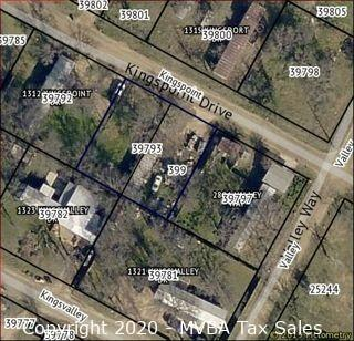 Account No. 39793 - Lot 496 and 497, Sherwood Shores Section IV, Sherwood Shores #2, City of Granite Shoals, Burnet County, Texas and a Manufactured Home, 14' x 60' located on Lots 496 and 497 ::::: Suit No. 40,797 ::::: Approximate Property Address: Kingspoint Drive