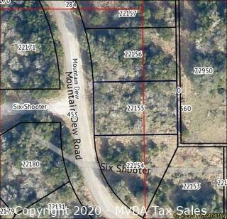 Account No. 22155 - Lot K8011, Plat K8.1, Horseshoe Bay South, City of Horseshoe Bay, Burnet County, Texas ::::: Suit No. 45802