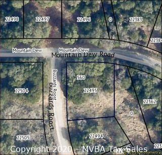 Account No. 22495 - Lot K10170, Plat K10.1, Horseshoe Bay South, City of Horseshoe Bay, Burnet County, Texas ::::: Suit No. 45802