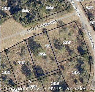 Account No. 22532 - Lot K10207, Plat K10.1, Horseshoe Bay South, City of Horseshoe Bay, Burnet County, Texas ::::: Suit No. 46766