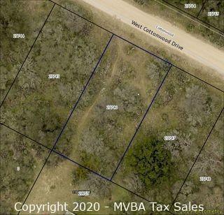 Account No. 27746 - Lot 1018, Live Oak Section, Sherwood Shores, City of Granite Shoals, Burnet County, Texas ::::: Suit No. 47570 ::::: Approximate Property Address: Cottonwood, Granite Shoals, Texas