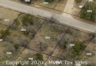 Account No. 16987 - Lot 365, Greenbriar Section of Sherwood Shores, City of Granite Shoals, Burnet County, Texas ::::: Suit No. 46917 ::::: Approximate Property Address: Greenbriar, Granite Shoals, Texas