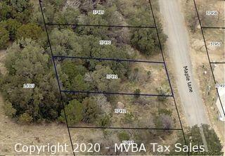 Account No. 37491 - Lot 136, Rollingwood Section, City of Cottonwood Shores, Burnet County, Texas ::::: Suit No. 48722 ::::: Approximate Property Address: Maple Lane