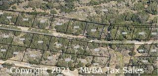 Account No. 22145 - Lot K8001, Plat K8.1, Horseshoe Bay South, City of Horseshoe Bay, Burnet County, Texas ::::: Suit No. 47334 ::::: Approximate Property Address: Mountain Dew, Horseshoe Bay, Texas