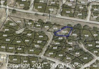 Account No. 22866 - Lot K13063, Plat K13.1, Horseshoe Bay South, City of Horseshoe Bay, Burnet County, Texas ::::: Suit No. 47257 ::::: Approximate Property Address: Chuck Wagon Street, Horseshoe Bay, Texas