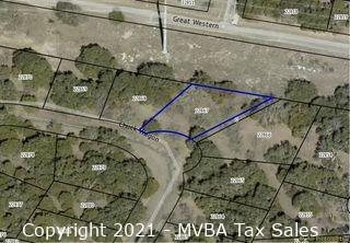 Account No. 22867 - Lot K13064, Plat K13.1, Horseshoe Bay South, City of Horseshoe Bay, Burnet County, Texas ::::: Suit No. 47257 ::::: Approximate Property Address: Chuck Wagon Street, Horseshoe Bay, Texas