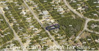 Account No. 61494 - Lot 74, Tamarack Shores, Unit 2, Comal County, Texas ::::: Suit No. T-9225D ::::: Approximate Property Address: 0 Live Oak Dr, Canyon Lake, Texas 78133